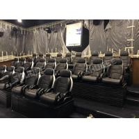 China Fantastic Illusory Simulating XD Theater With Special Effect And Electric System for sale