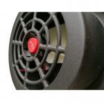Matte Black Solar RV Vent Fan , Solar Powered Exhaust Fan Anti UV ABS Body Material for sale
