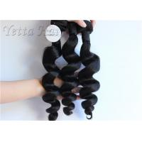 7A Natural Wave Virgin Malaysian Hair Extensions No Nits And No Lice for sale
