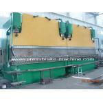 Heavy Duty Cylinder Hydraulic Press Brake Machine For Steel Beam for sale