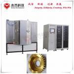 Titanium Nitride Coating Equipment , TiN Gold PVD Coating, Thin Film PVD TiN Vacuum Coating for sale