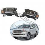 Toyota Land Cruiser Lc200 Prado Clear LED Turn Lamp / Car Head Light for sale