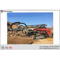 Open Pit DTH Drill Rig Machine  Separated Type 30m Depth 140mm Diameter for sale