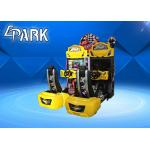 China Split Second EPARK Network Racing Video Arcade Game Machine For Entertainment Gym for sale