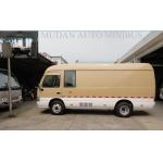 Dongfeng Chasis LHD Electric Minibus Tourist Mini Bus 15 Passenger for sale