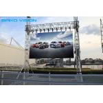 Stage Event P4.81 Outdoor Rental Digital Screen Kinglight LEDs 5500 Nits For Show Display for sale