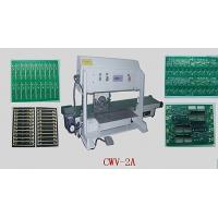 China Belt Transporting Precision PCB Depaneling Machine made in Dongguan CWV-2A for sale