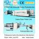 Carton Manufacturing Machine Flexo Printer Slotter Die Cutter With Folder Gluer Bundler for sale