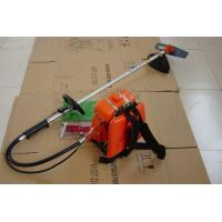 Solid Steel Petrol Brush Cutter With Metal Fuel Tank Protector 1200ML for sale