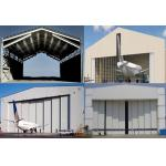 Single Span Steel Structure Aircraft Hangar Buildings for sale
