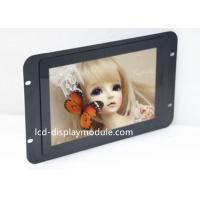 Ultra Thin 3mm Flat 10.1 Touch TFT LCD Monitor With HDMI Input -20c ~ 70c Operating for sale