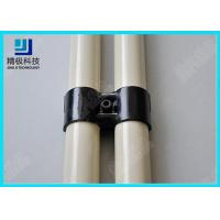 Strengthen Black Metal Joint For Industrial Logistic Pipe Rack System HJ-11 for sale