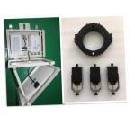 China High Voltage Fault Current Indicator , Optical Fiber Led Current Indicator for sale