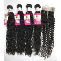 BVKC Curly Human Hair Extensions for sale