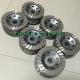 Ripple Cup Wheel Diamond Cup Wheel Aluminum Back Resin For Polishing for sale