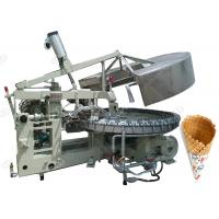 China GELGOOG Waffle Cone Manufacturing Machine Stainless Steel 304 for sale