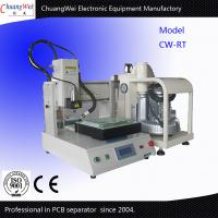Bench Top Automatic PCB Router With Customize Robust Frame And Vaccum Cleaner for sale