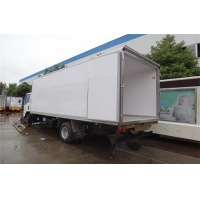 2790mm Diesel 98km/h Insulated Refrigerated Truck