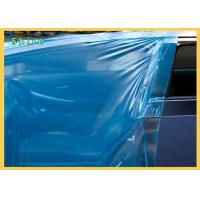 China Autobody Weather Barrier Film DamagedVehicles Protect Collision Wrap Film for sale