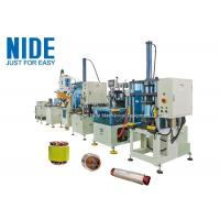 High Precision Motor Production Line Automatic Stator Manufacturing Machine for sale