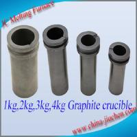 JC Graphite Crucible For Melting Metals Smelting Equipment Small Smelting Furnace for sale