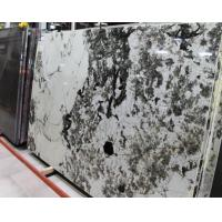 China Elegant Aspen White Granite Price Stone Slab Countertop Online Shopping India for sale