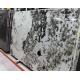 China Elegant Aspen White Granite Stone Slab Countertop Stone Vanity Tops for sale