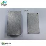 China Diecast Aluminum 125B Pedal Enclosures for sale