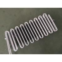 Customized Fin Tube Type Freezer Evaporator No Frost Use For Refrigerator for sale