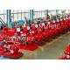 China 750GPM@170PSI, Ul Listed ,Diesel Engine  DRIVER ,Split casing Pump set for sale