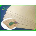 China Folding Resistance 200gsm 250gsm 300gsm Kraft Liner Board For Soap Packages for sale
