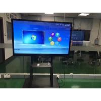 10 Points Interactive Touch Screen Monitor 65 Inch With Educational Softwar