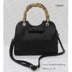 Classic Women Fashion Bags With Special Wood Handle , Popular Crossbody Bags for sale
