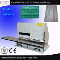 China PCB Separator For Automotive Electronics Industry With Steel Linear Blades supplier