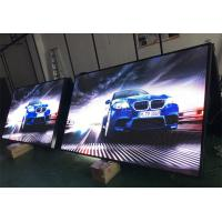 China SMD Full Color LED Signs , P10 Outdoor LED Display Dimension Customized for sale