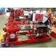 China UL Listed And FM Approval Horizontal Split Case Fire Pump With Diesel Engine for sale