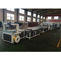 Automatic Corrugated Box Strapping Machine  /  Used Strapping  Carton Box Machine With PP Belt for sale