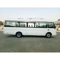 China Luxury Utility Vehicle 30 Passenger Coach Diesel With Cummins Engine supplier