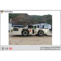 Diesel Underground Mining Loader for Loading Hauling Dumping Operation for sale