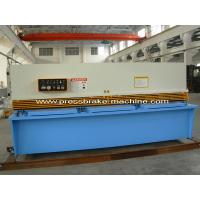 Manual Hydraulic Shearing Machine Metal Cutting Shear With 3.2m Blade for sale