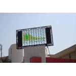 P6 / P10 / P20 3528 SMD LED Video Wall Panels , Outdoor Large Screen Display Solutions for sale