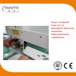 China Manual Tube Cutting Machine With Unique Blade Material Digital Display for sale