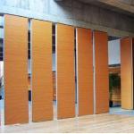 Demountable Sliding Folding Partition Door For Training Dancing Room for sale
