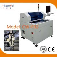PCB Depanelizer Equipment CNC PCB Router Machine with 0.1mm Cutting Precision for sale