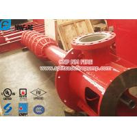 China 2 stage Foam Concertrate Can be Used Multistage Vertical Turbine Fire Pump With 5500 Usgpm for sale