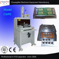 PCB Punching Machine For Iphone 6 Plus , PCB Punch Equipment For Phone Board for sale