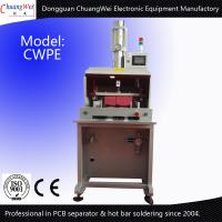 Pneumatic PCB Punching Machine For Iphone 6 Plus Date Line Assembly for sale
