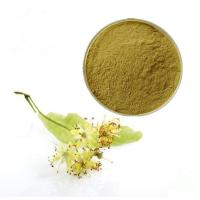 China Natural Tilia Europaea Flower Extract/ Linden Flower Extract Powder 5:1 10:1 for sale