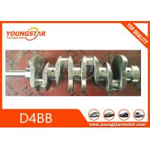 Hyundai d4bb  Engine Crankshaft Std 50 Mm Center Distance 23111-4290  231114290 for sale