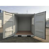 High Strength Mini Shipping Container 8ft Easy Operation -40 °C To 70°C for sale